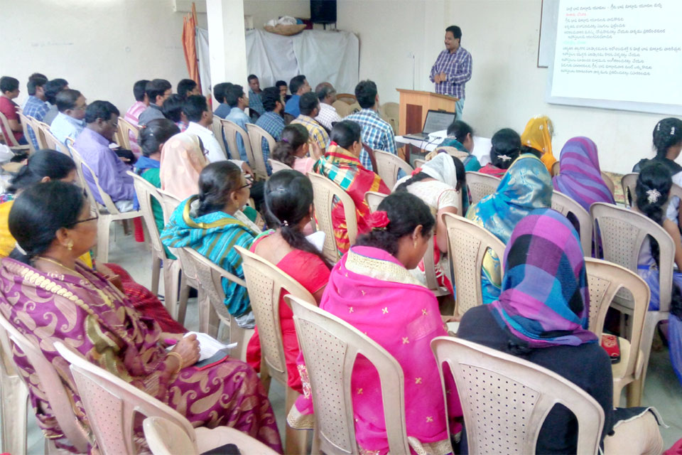 Monthly Bible Class